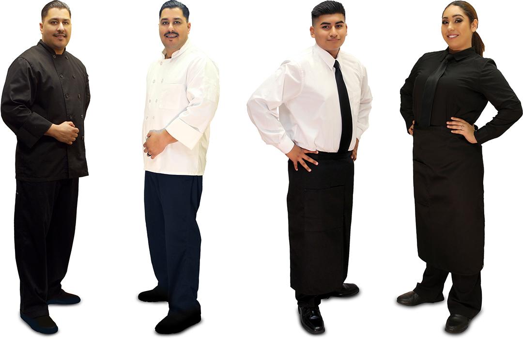 attire foodserv staffing